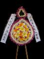 D05 中式悼念花圈
